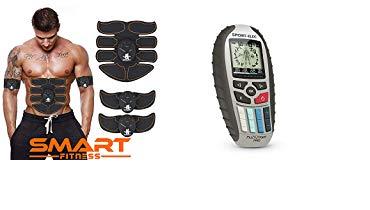 Electroestimulador para adelgazar piernas